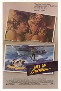 Out of Control - 27 x 40 Movie Poster - Style A
