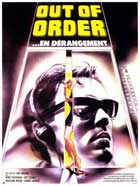 Out of Order - 11 x 17 Movie Poster - French Style A