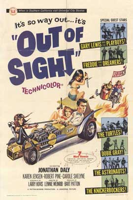 Out of Sight - 11 x 17 Movie Poster - Style A