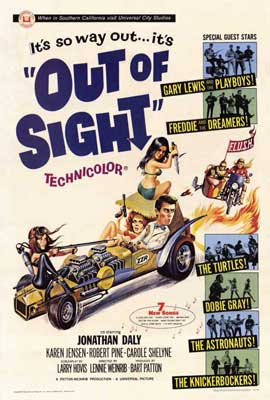 Out of Sight - 27 x 40 Movie Poster - Style A