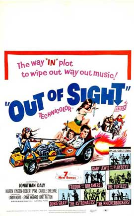 Out of Sight - 14 x 22 Movie Poster - Style A