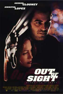 Out of Sight - 11 x 17 Movie Poster - Style B