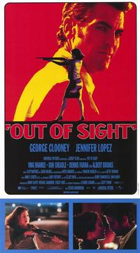 Out of Sight - 11 x 17 Poster - Foreign - Style A
