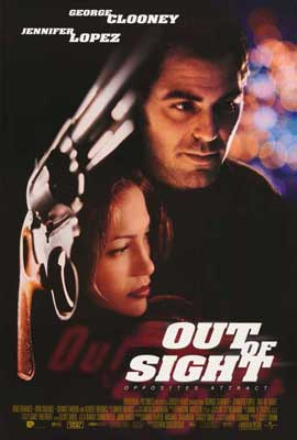 Out of Sight - 27 x 40 Movie Poster - Style B
