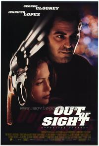 Out of Sight - 43 x 62 Movie Poster - Bus Shelter Style A