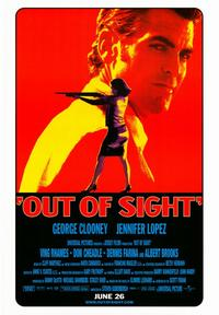 Out of Sight - 43 x 62 Movie Poster - Bus Shelter Style B