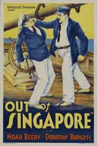 Out of Singapore - 11 x 17 Movie Poster - Style A