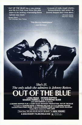 Out of the Blue - 11 x 17 Movie Poster - Style A