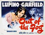 Out of the Fog - 11 x 17 Movie Poster - UK Style A