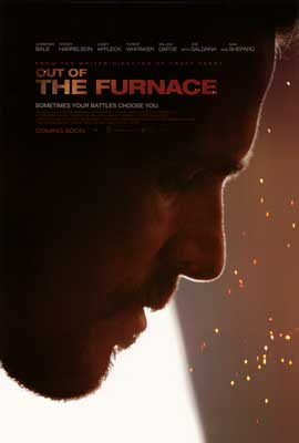 Out of the Furnace - DS 1 Sheet Movie Poster - Style A