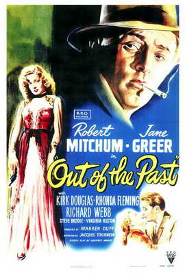 Out of the Past - 27 x 40 Movie Poster - Style A