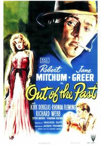 Out of the Past - 43 x 62 Movie Poster - Bus Shelter Style A