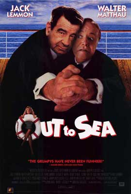 Out to Sea - 27 x 40 Movie Poster - Style A
