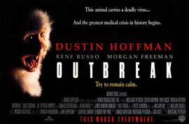 Outbreak - 27 x 40 Movie Poster - Style C