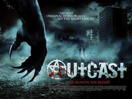 Outcast - 11 x 17 Movie Poster - Style A
