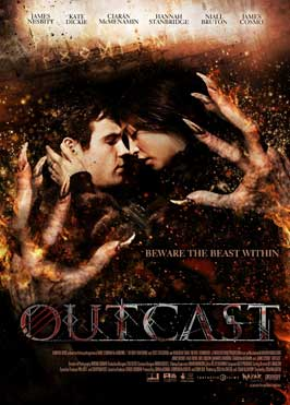 Outcast - 11 x 17 Movie Poster - UK Style A