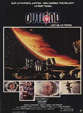 Outland - 11 x 17 Movie Poster - Style B