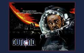 Outland - 11 x 17 Poster - Foreign - Style A