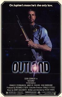 Outland - 43 x 62 Movie Poster - Bus Shelter Style A