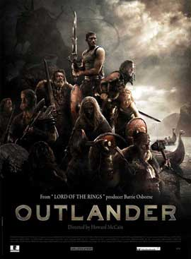 Outlander - 11 x 17 Movie Poster - Style A