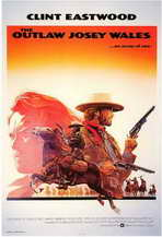 The Outlaw Josey Wales - 11 x 17 Movie Poster - Style B