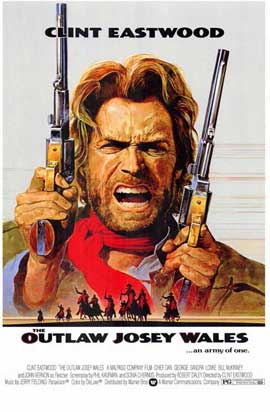 The Outlaw Josey Wales - 11 x 17 Movie Poster - Style A