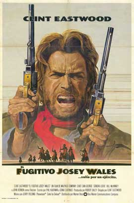 The Outlaw Josey Wales - 11 x 17 Poster - Foreign - Style A