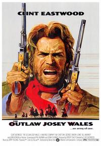 The Outlaw Josey Wales - 43 x 62 Movie Poster - Bus Shelter Style A