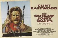 The Outlaw Josey Wales - 30 x 40 Movie Poster UK - Style A