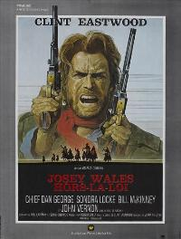 The Outlaw Josey Wales - 27 x 40 Movie Poster - French Style A