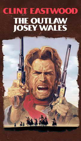 The Outlaw Josey Wales - 11 x 17 Movie Poster - Style C