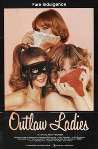 Outlaw Ladies - 11 x 17 Movie Poster - Style A