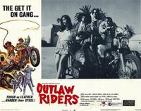 Outlaw Riders - 11 x 14 Movie Poster - Style E