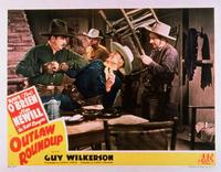 Outlaw Roundup - 11 x 14 Movie Poster - Style A