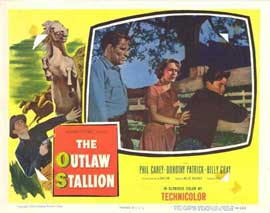 Outlaw Stallion - 11 x 14 Movie Poster - Style A