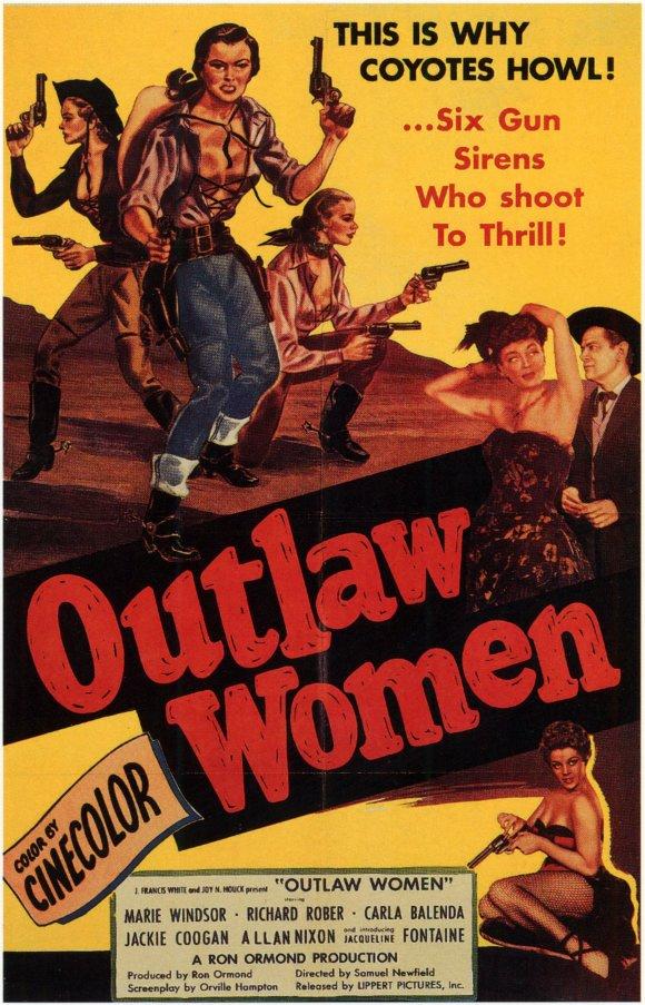 Outlaw Women movie