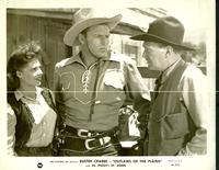 Outlaws of the Plains - 8 x 10 B&W Photo #1