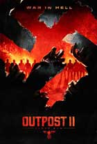 Outpost II - 11 x 17 Movie Poster - Style B
