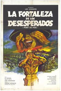 Outpost in Indo-china - 27 x 40 Movie Poster - Spanish Style A