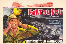 Outpost in Indo-china - 27 x 40 Movie Poster - Belgian Style A