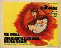 The Outrage - 11 x 14 Movie Poster - Style A