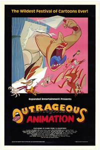 Outrageous Animation - 27 x 40 Movie Poster - Style A