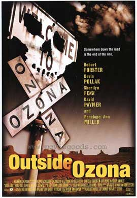 Outside Ozona - 11 x 17 Movie Poster - Style A