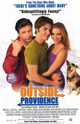 Outside Providence - 11 x 17 Movie Poster - Style A