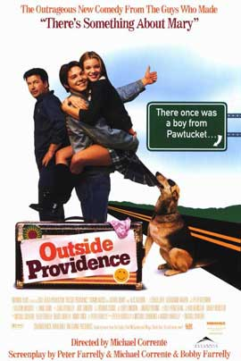 Outside Providence - 11 x 17 Movie Poster - Style B