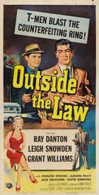 Outside the Law - 14 x 36 Movie Poster - Insert Style A