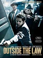 Outside the Law - 11 x 17 Movie Poster - Style B