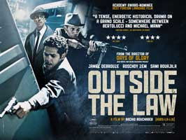 Outside the Law - 11 x 17 Movie Poster - UK Style A