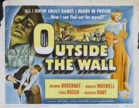 Outside the Wall - 11 x 17 Movie Poster - Style A