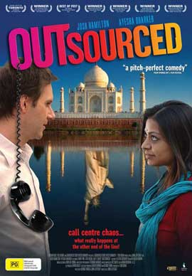 Outsourced - 11 x 17 Movie Poster - Style A